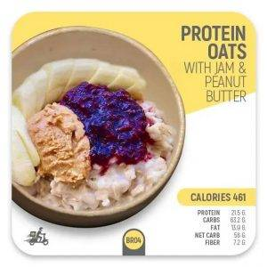 Protein Oats delivered by Pure Prep Phuket