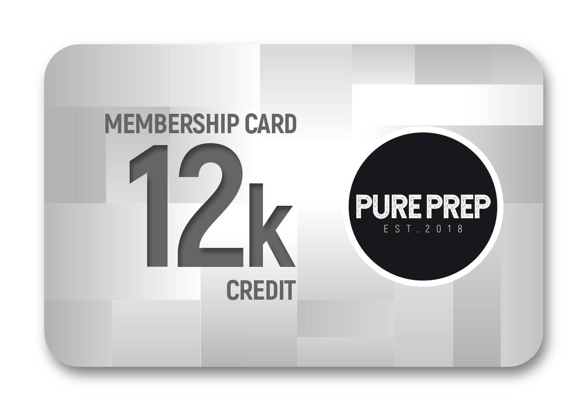 Buy credit with Pure Prep Thailand