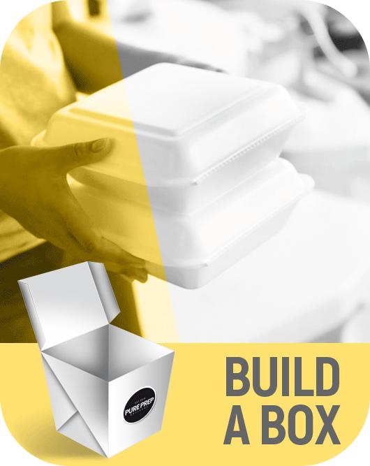 Build a Pure Prep healthy food box