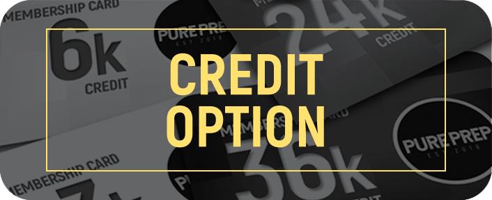 Credit option