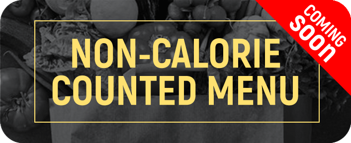 view the pure prep non-calorie counted menu